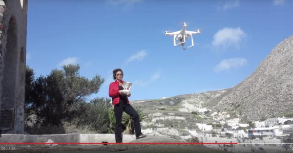 Storytelling in Santorini – CoolTravel