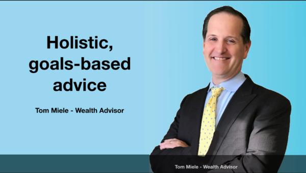 Meeting Tom Miele – Wealth Investor