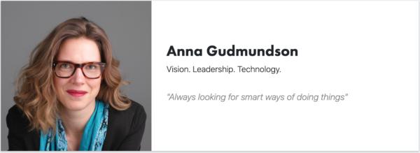 Anna Gudmundson - Signitt