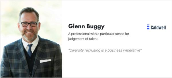 Glenn Buggy - Caldwell Partners - Signitt