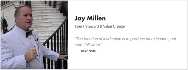 Jay Millen - Caldwell Partners - Signitt - CoolBrands