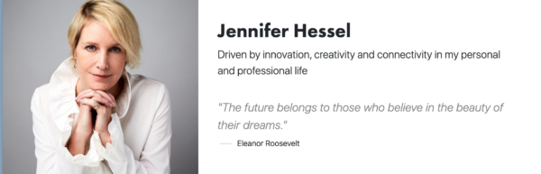 Jennifer Hessel - Serucell - Signitt