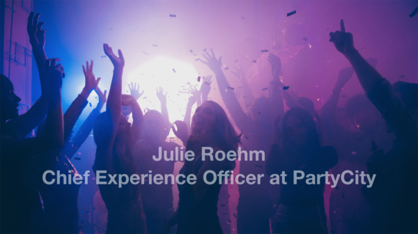 Chief Experience Officer @ PartyCity