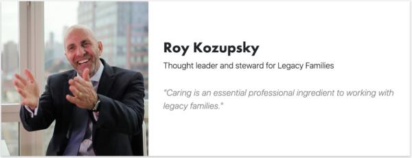Roy Kozupsky - Signitt