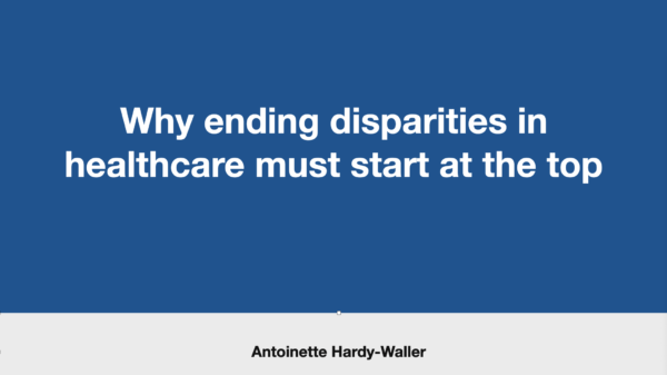 Ending Disparities in Healthcare