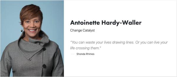 Antoinette Hardy-Waller - Signitt