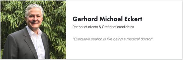 Gerhard Michael Eckert - Hoechsmann and Company