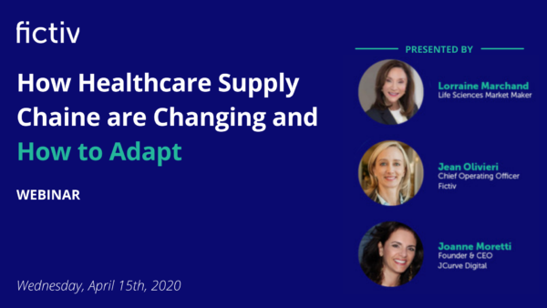 How healthcare supply chains are changing and how to adapt