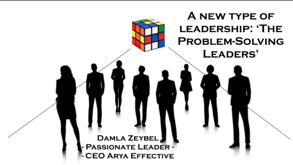 A new type of leadership