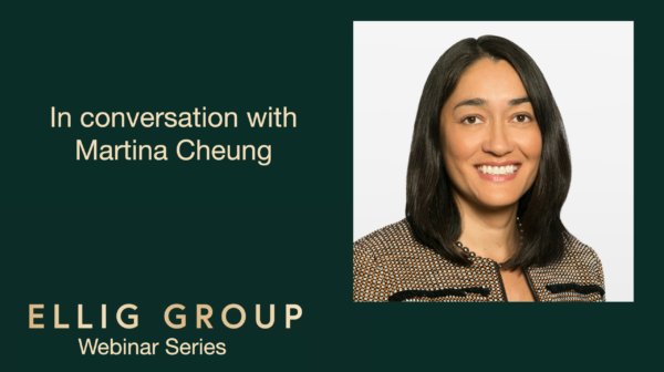 In conversation with Martina Cheung