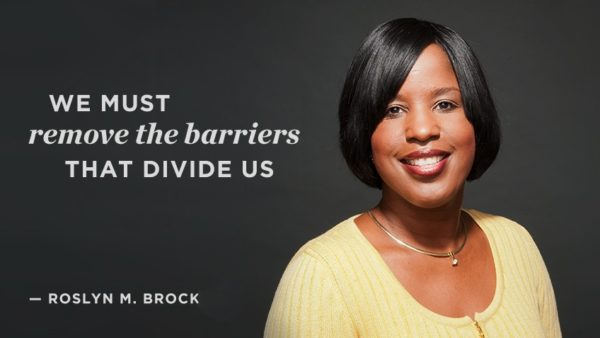 Removing the Barriers that Divide Us