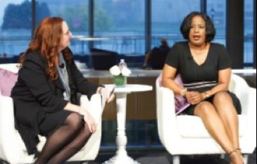 Roslyn M. Brock Featured in Kellogg Women
