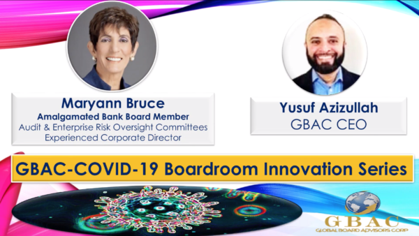 A discussion on boardroom innovation