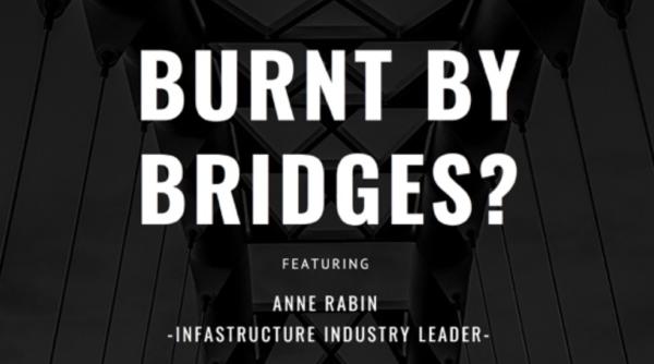 Burnt by bridges?