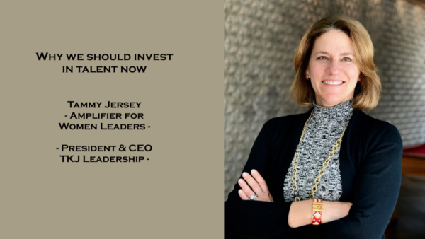 Why We Should Invest in Talent Now