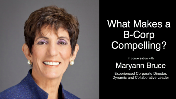What Makes a B-Corp Compelling?