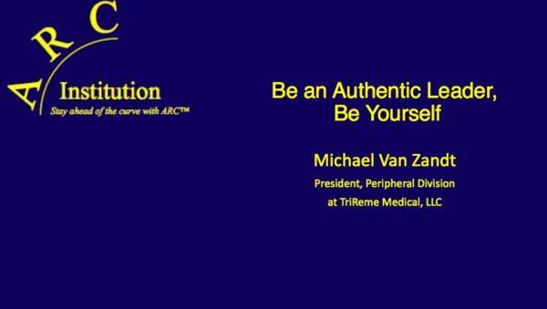 Be an Authentic Leader, be Yourself