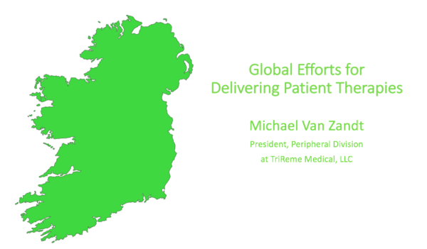 Global Efforts for Delivering Patient Therapies