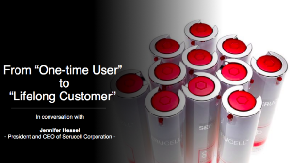 "From ""One-time User"" to ""Lifelong Customer"""