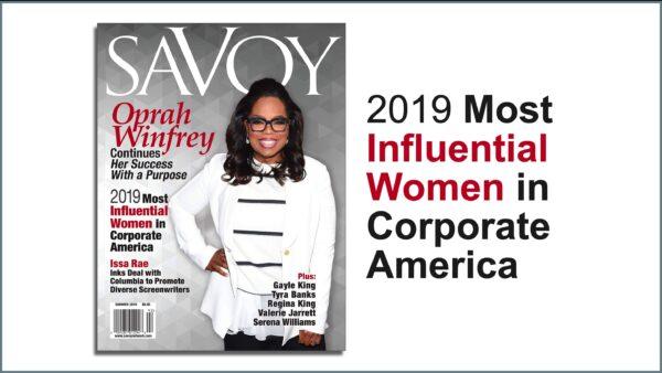 Featured in Savoy Magazine