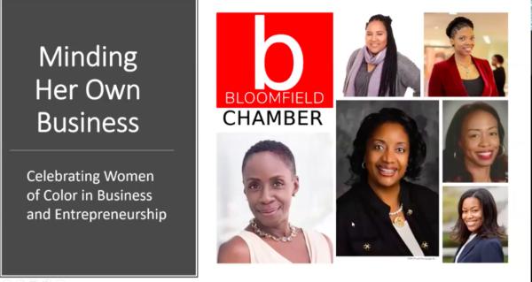 Minding Her Own Business – Celebrating Women of Color in Business & Entrepreneurship
