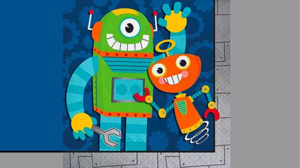 Can Robots Deliver Joy?