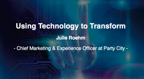Using Technology to Transform