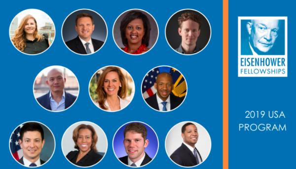 Eisenhower Fellowships: The 2019 Fellows