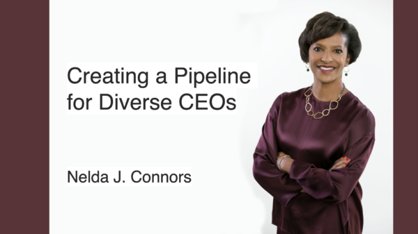 Creating a Pipeline for Diverse CEOs