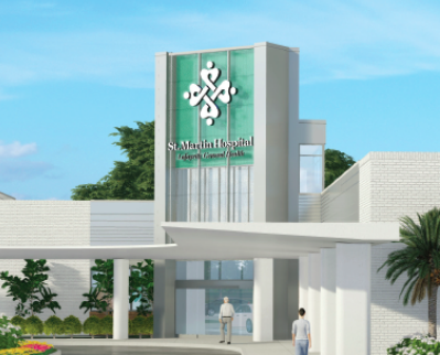 St. Martin Hospital to host groundbreaking ceremony with local and state officials
