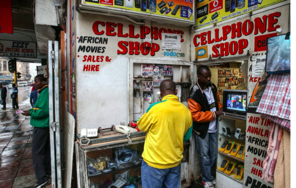 E-payments for the Unbanked are Booming