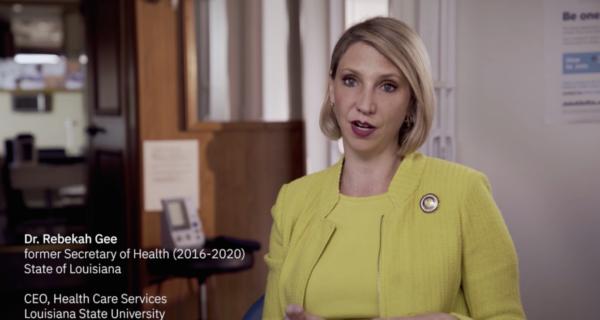 IBM Partners with Louisiana to Fight Hepatitis