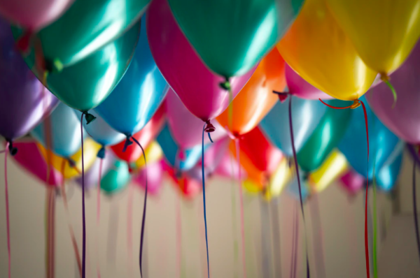 Virtual Parties — Celebrating During a Pandemic