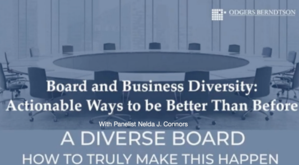 A Diverse Board: How to Truly Make This Happen