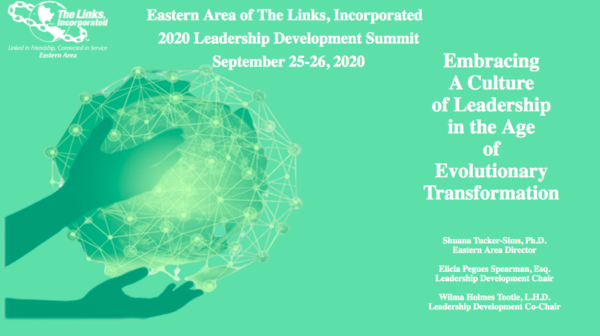 2020 Leadership Development Summit – The Links, Incorporated