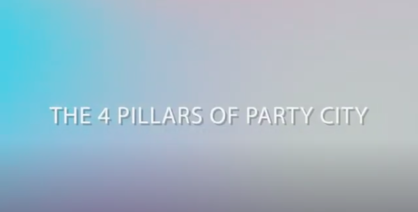 The 4 Pillars of Party City