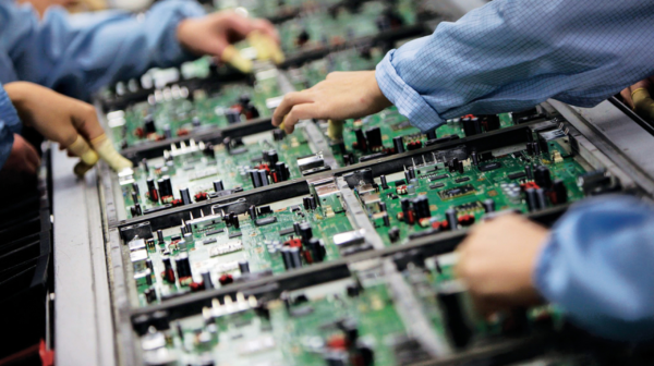 Electronics Manufacturing Supports More Than 5.3 Million U.S. Jobs