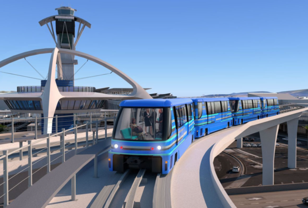 LAX Automated People Mover project