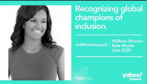 The HERoes Women Role Model Lists 2020