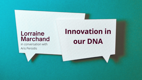 Innovation in our DNA