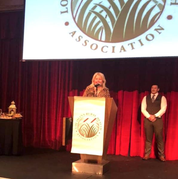 Louisiana Rural Health Association Board Nomination