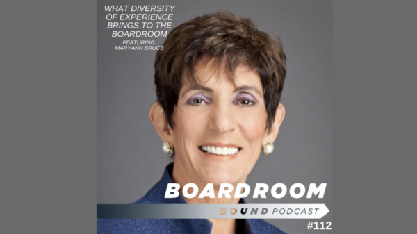 What Diversity of Experience Brings to the Boardroom