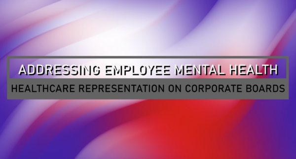 Addressing Employee Mental Health
