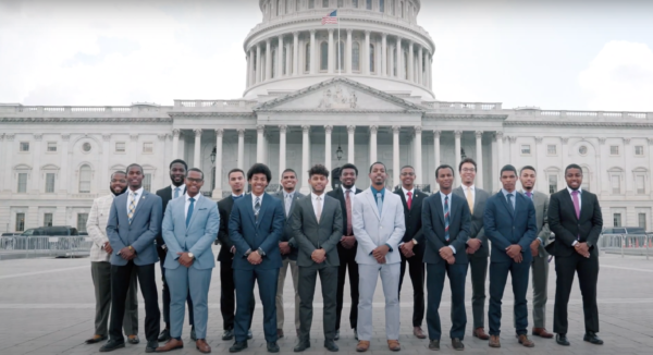 Inspiring the Nation's Best and Brightest African American Men