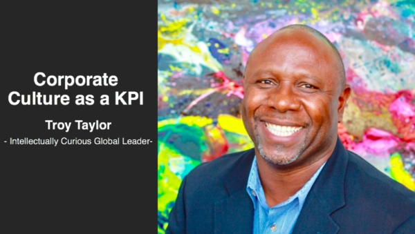 Corporate Culture as a KPI