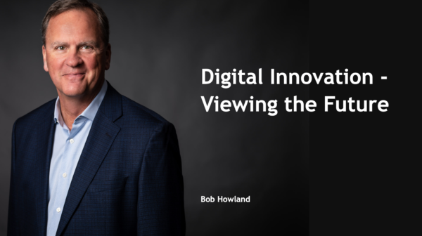 Digital Innovation – Viewing the Future