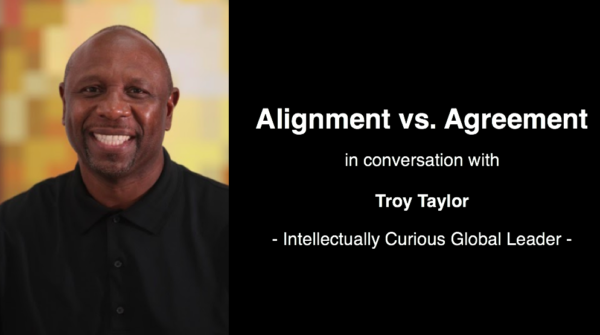 Alignment vs. Agreement