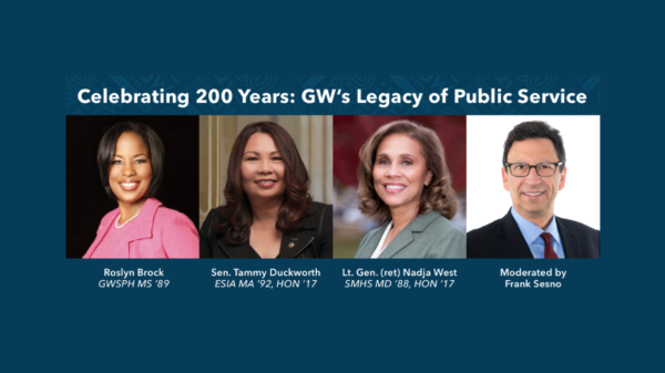 Celebrating 200 Years: GW's Legacy of Public Service
