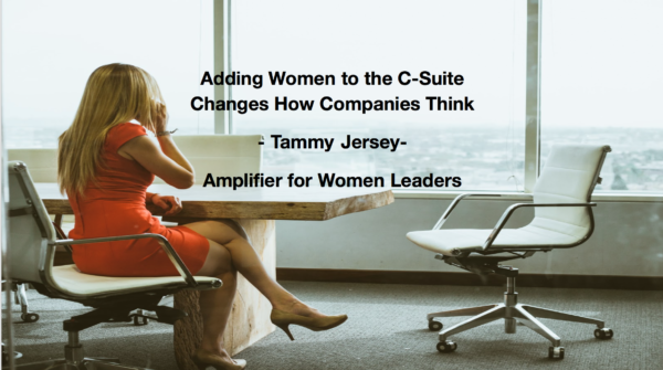 Adding Women to the C-Suite Changes How Companies Think