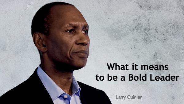 Bold Leaders